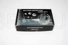 Detector for finding hidden cameras and bugs