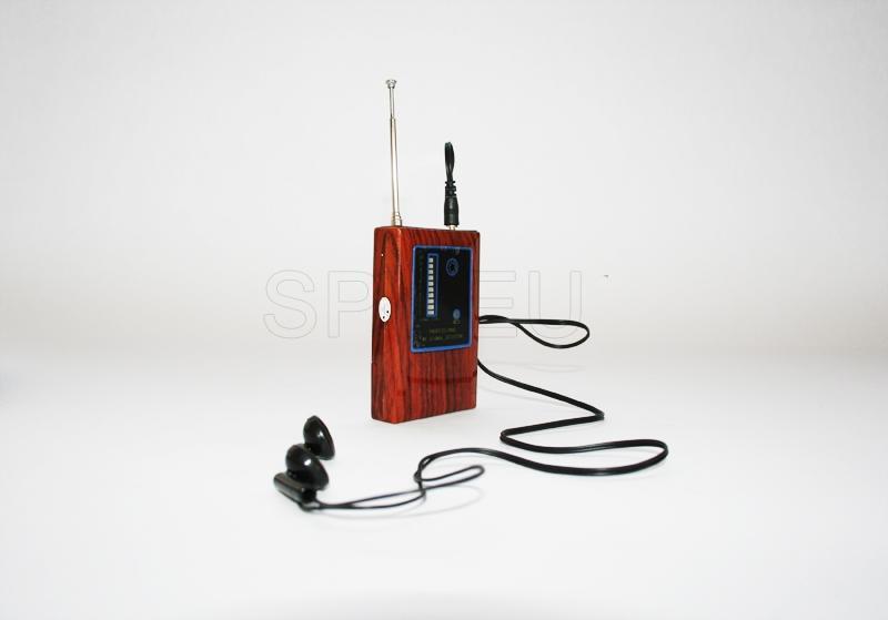 BD02 - Professional GSM Bug Detector