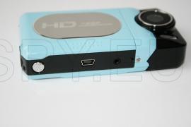 Filmadora HD de vídeo digital