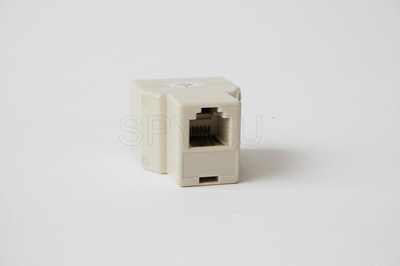 Escutador de áudio para telefone e receptor