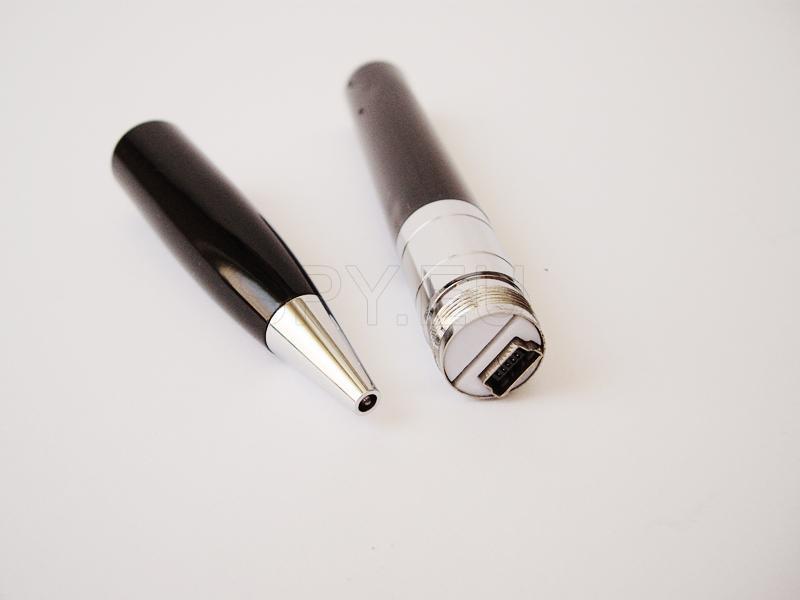 Hidden camera in a pen