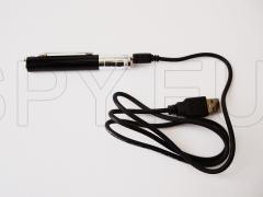 Câmera escondida no movimento da caneta - 4 GB