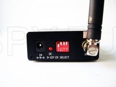 Transmissor e receptor sem fio para sinais de áudio e vídeo de 1 W