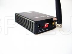 Powerful wireless AV signals transmitter and receiver 2W