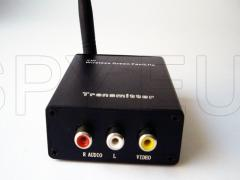 Wireless transmitter 2W