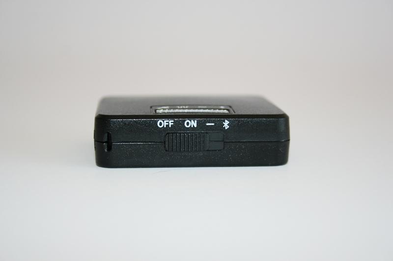 Bluetooth decoder for GPS tracker Haicom HI-602DT