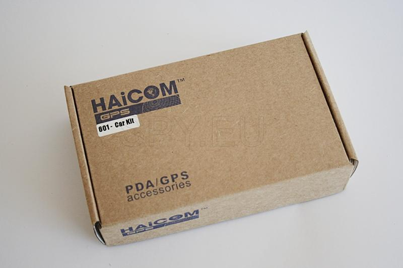 Car control kit for the GPS tracker Haicom