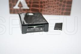 Dispositivo de escuta através da rede  GSM com ativação por voz