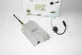 Wireless camera and receiver 1.2 GHz