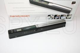 Handheld scanner