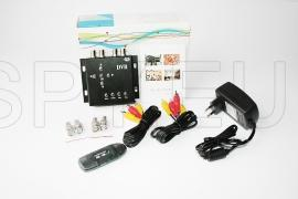 Video recorder for wired cameras