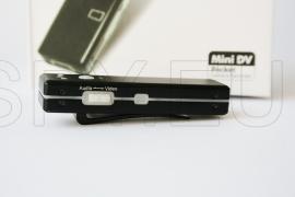 Mini-câmera com o tamanho de uma goma de mascar