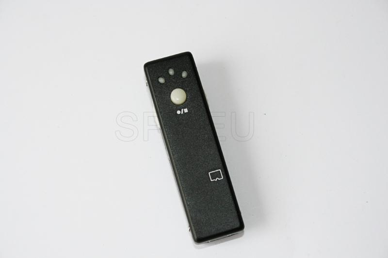 Mini camera with the size of a pack of chewing gums