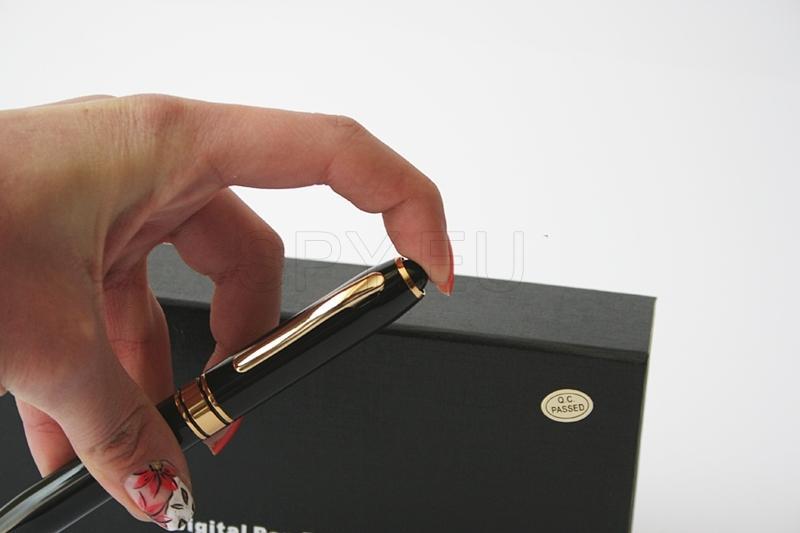 Audio recorder hidden in a pen - 2GB
