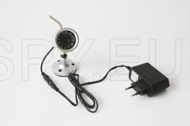 Câmera sem fios de 2,4 GHz