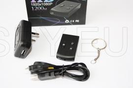 Hidden camera – keyring with UV lamp