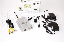 1.2 GHz wireless camera and receiver