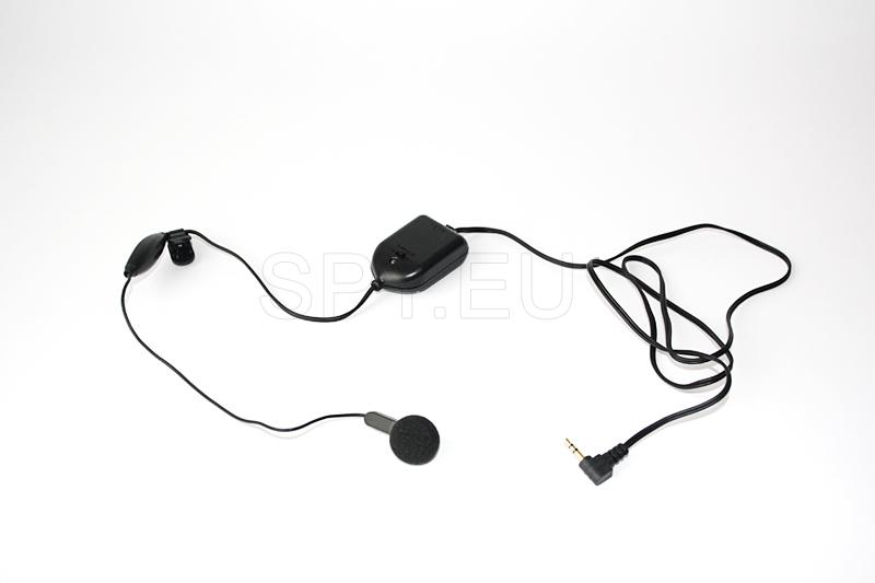 Hands-free changing voice