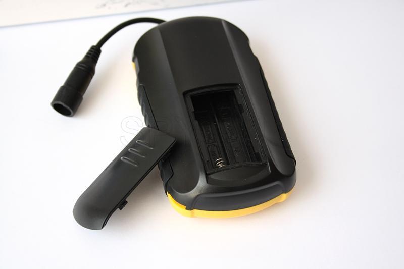Handheld fishing scanner