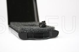 Micro-auricular – preto