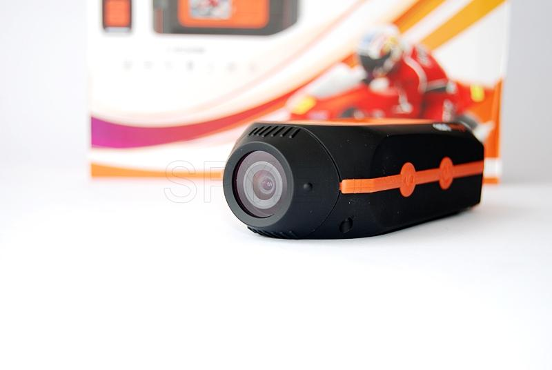 Full HD waterproof sports camera
