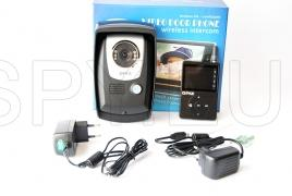 Video interfon wireless