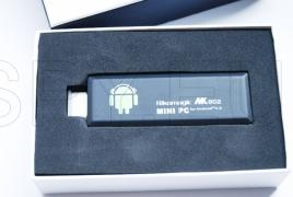 Mini PC MK802 II. Minicomputador com Android 4