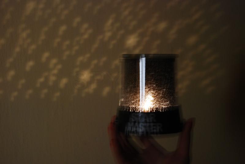 Night lamp – Starry sky