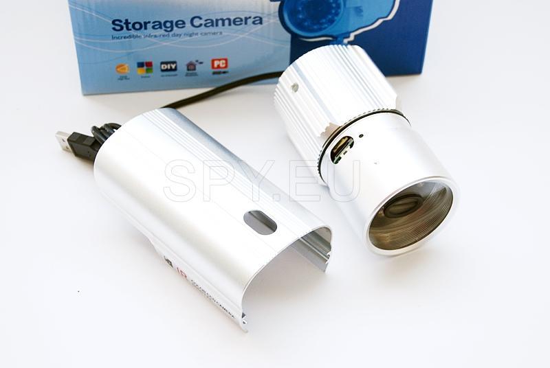 Camera for outdoor installation