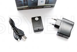 Listening device with a PIR sensor