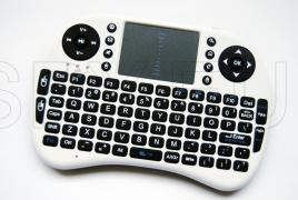 Wireless Keyboard with TouchPad
