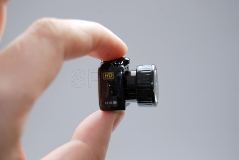Tiny camera