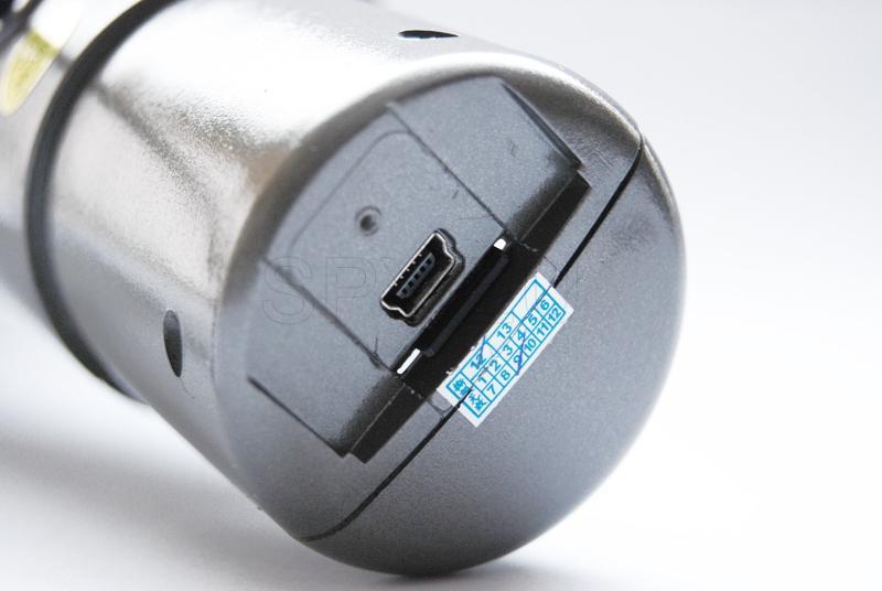Solar camera with a motion sensor