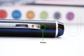 Multifunctional pen with motion detector