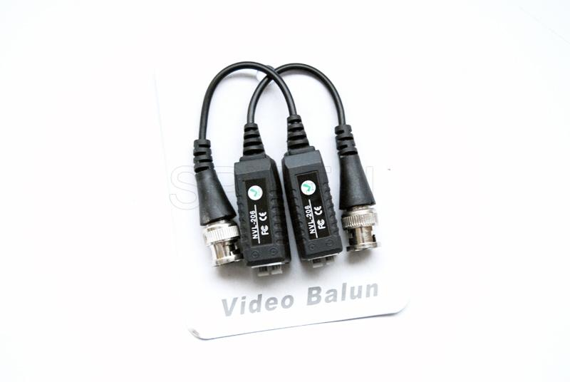 Video Balun 300 meters - U206L/E