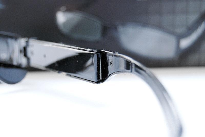 HD camera hidden in glasses