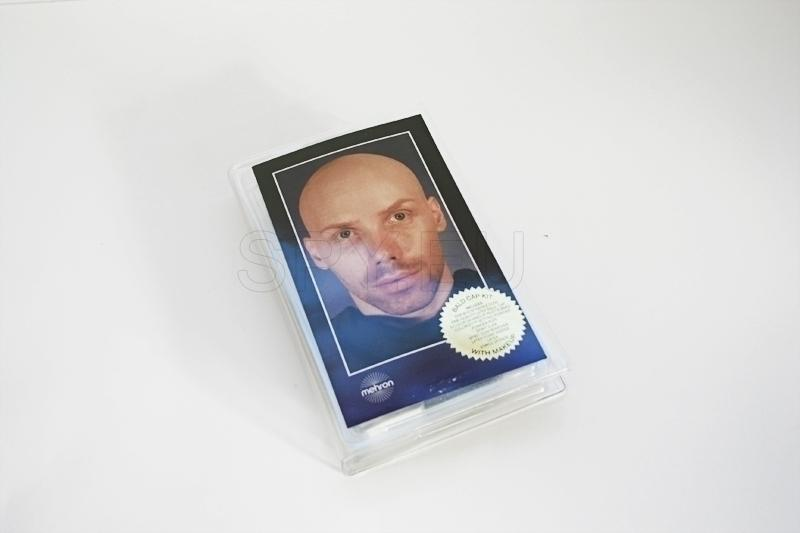 PG01 - Bald Cap Kit