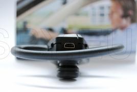 High resolution camera in handsfree