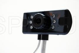 Hidden PC WEB camera