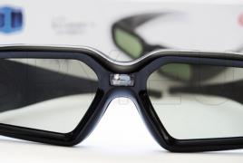Active 3D glasses