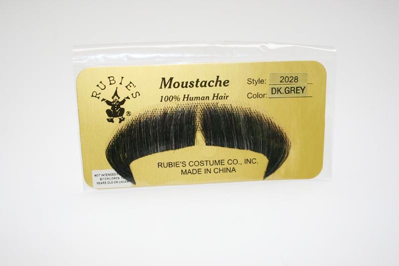MW-DG - Winchester Moustache- Dark Grey