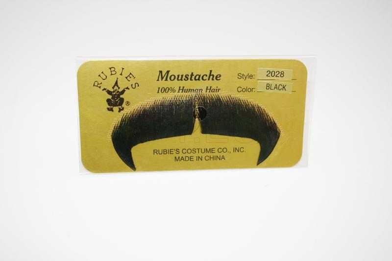 MW-BLK - Winchester Moustache- Black