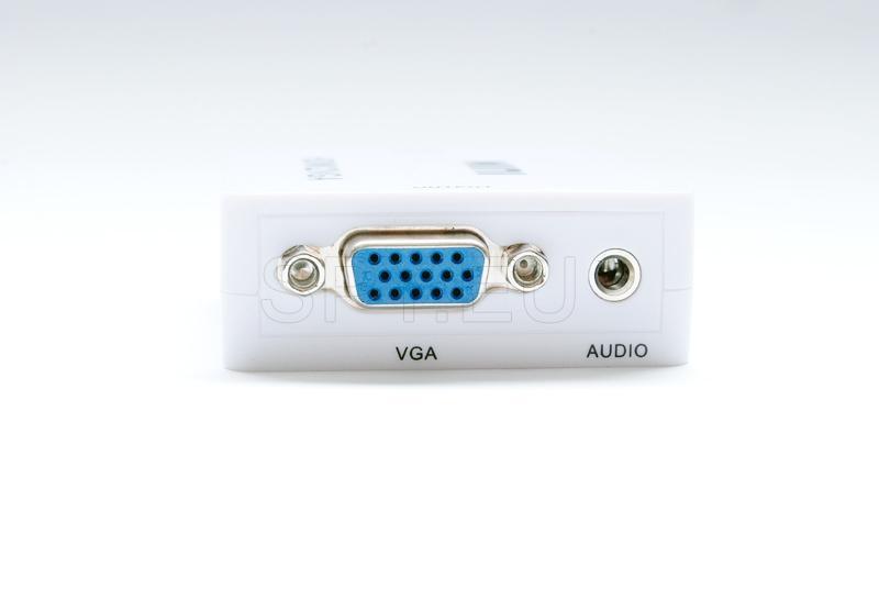 HDMI-VGA HD adapter
