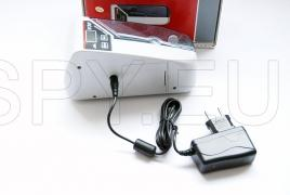 Portable banknote counting machine