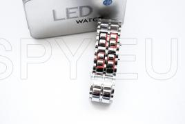 Impressive watch with LED lights
