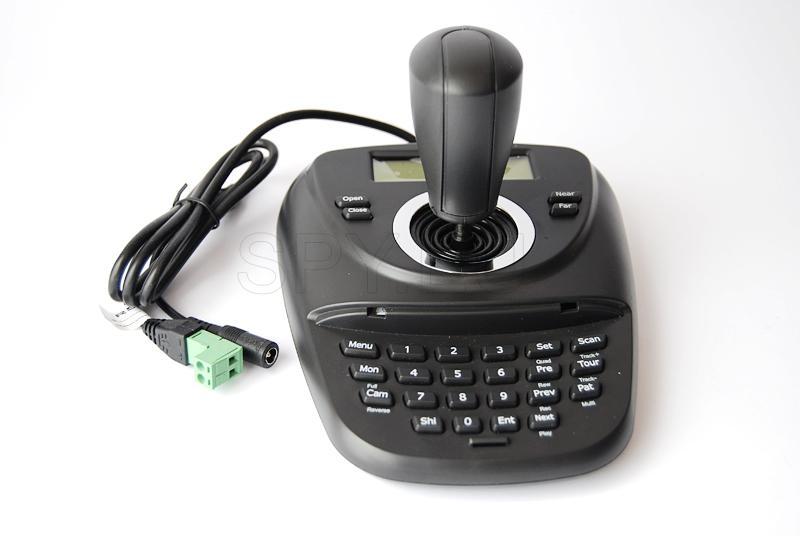 3D joystick para câmera PTZ