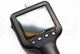 Handheld camera screen