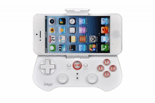 Bluetooth joystick for mobile phones