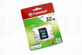 Transcend Memory card - 32GB