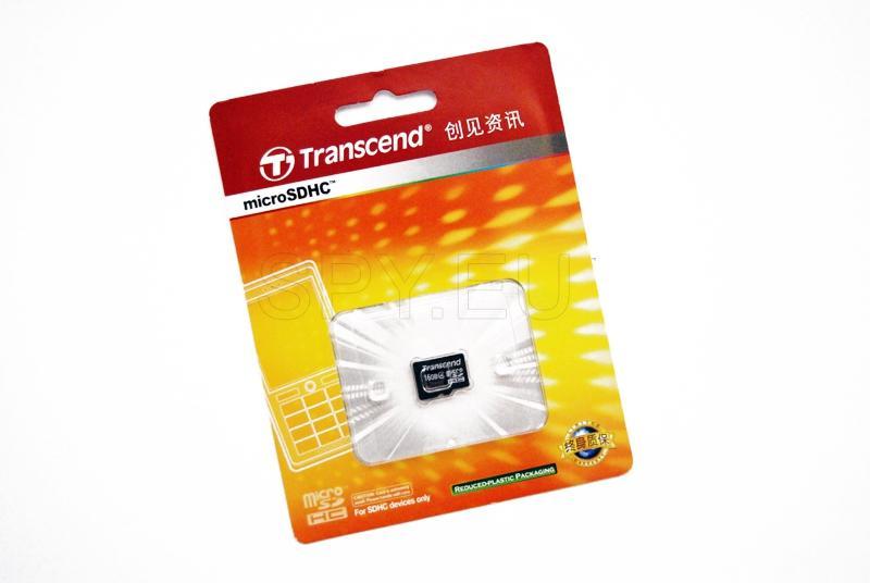 Cartão MicroSD 16GB